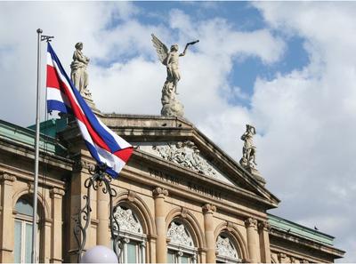 Teatro Nacional de San Jose Costa Rica